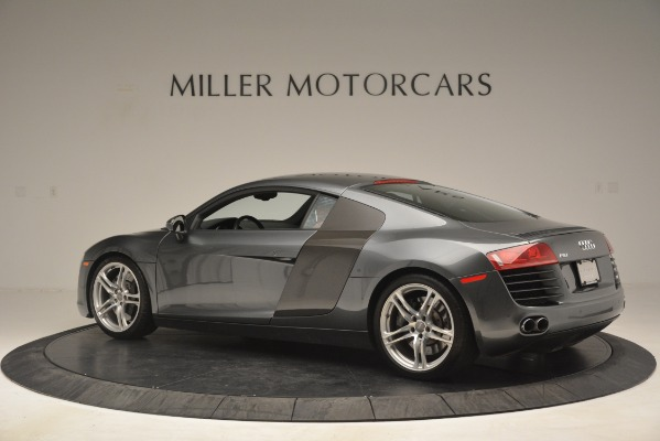 Used 2009 Audi R8 quattro for sale Sold at Alfa Romeo of Greenwich in Greenwich CT 06830 4