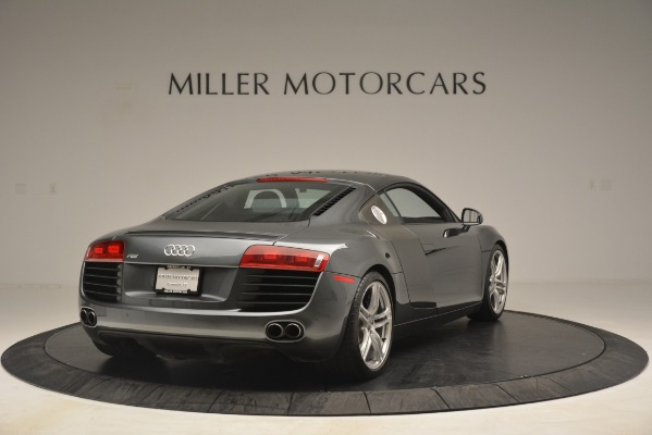 Used 2009 Audi R8 quattro for sale Sold at Alfa Romeo of Greenwich in Greenwich CT 06830 6
