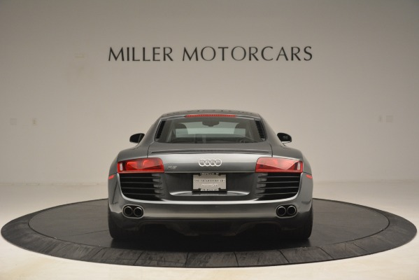 Used 2009 Audi R8 quattro for sale Sold at Alfa Romeo of Greenwich in Greenwich CT 06830 8