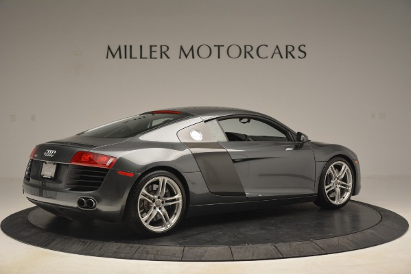 Used 2009 Audi R8 quattro for sale Sold at Alfa Romeo of Greenwich in Greenwich CT 06830 9