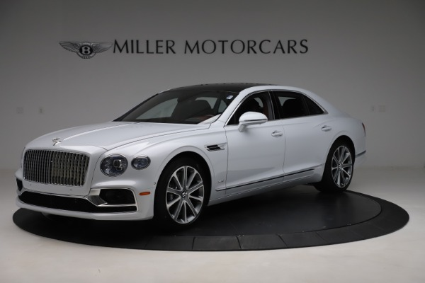 New 2020 Bentley Flying Spur W12 for sale Sold at Alfa Romeo of Greenwich in Greenwich CT 06830 2