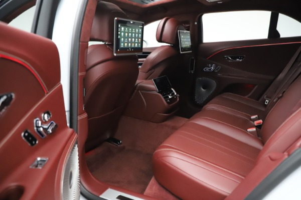 New 2020 Bentley Flying Spur W12 for sale Sold at Alfa Romeo of Greenwich in Greenwich CT 06830 24