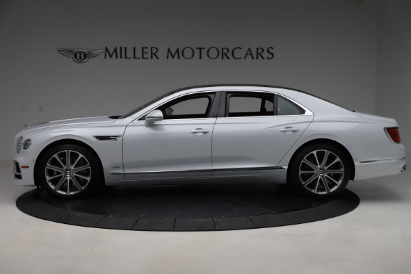 New 2020 Bentley Flying Spur W12 for sale Sold at Alfa Romeo of Greenwich in Greenwich CT 06830 3