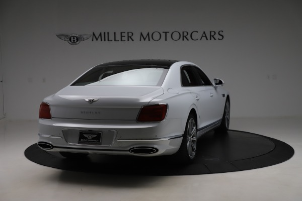 New 2020 Bentley Flying Spur W12 for sale Sold at Alfa Romeo of Greenwich in Greenwich CT 06830 7