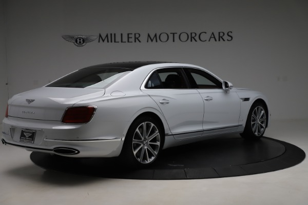 New 2020 Bentley Flying Spur W12 for sale Sold at Alfa Romeo of Greenwich in Greenwich CT 06830 8