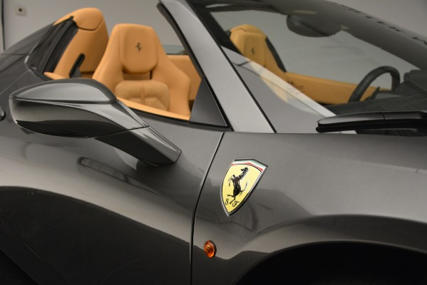 Used 2013 Ferrari 458 Spider for sale Sold at Alfa Romeo of Greenwich in Greenwich CT 06830 28