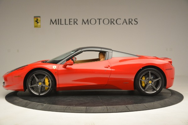 Used 2015 Ferrari 458 Spider for sale Sold at Alfa Romeo of Greenwich in Greenwich CT 06830 15