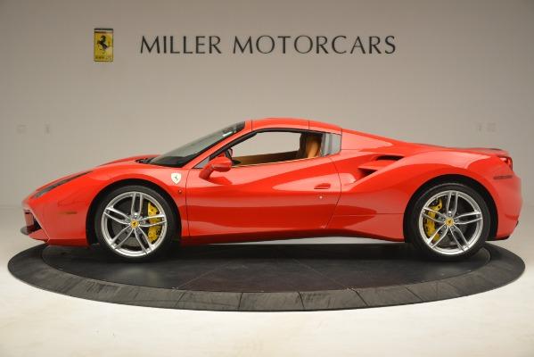 Used 2018 Ferrari 488 Spider for sale Sold at Alfa Romeo of Greenwich in Greenwich CT 06830 14