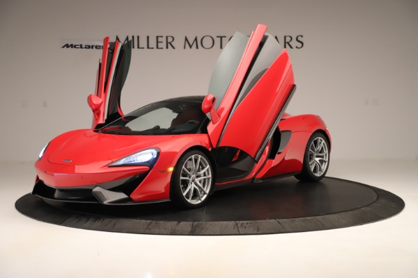 Used 2016 McLaren 570S Coupe for sale Sold at Alfa Romeo of Greenwich in Greenwich CT 06830 10