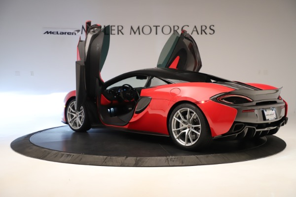 Used 2016 McLaren 570S Coupe for sale Sold at Alfa Romeo of Greenwich in Greenwich CT 06830 12
