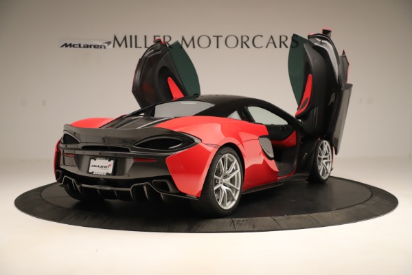 Used 2016 McLaren 570S Coupe for sale Sold at Alfa Romeo of Greenwich in Greenwich CT 06830 14