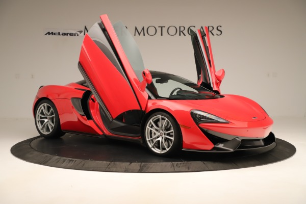 Used 2016 McLaren 570S Coupe for sale Sold at Alfa Romeo of Greenwich in Greenwich CT 06830 16