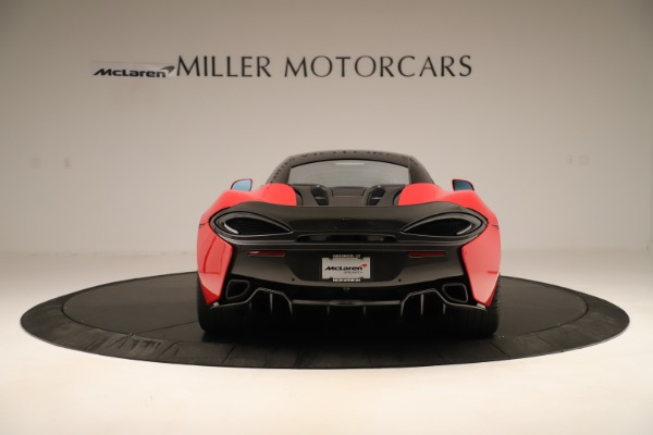 Used 2016 McLaren 570S Coupe for sale Sold at Alfa Romeo of Greenwich in Greenwich CT 06830 4