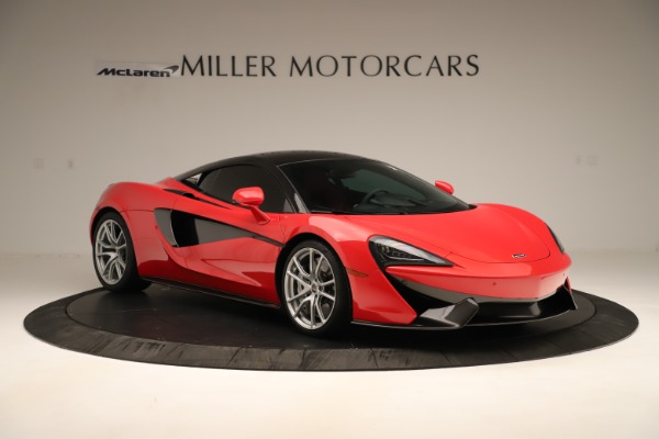 Used 2016 McLaren 570S Coupe for sale Sold at Alfa Romeo of Greenwich in Greenwich CT 06830 7