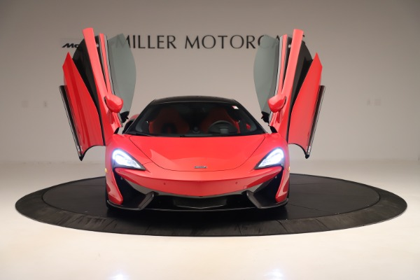 Used 2016 McLaren 570S Coupe for sale Sold at Alfa Romeo of Greenwich in Greenwich CT 06830 9