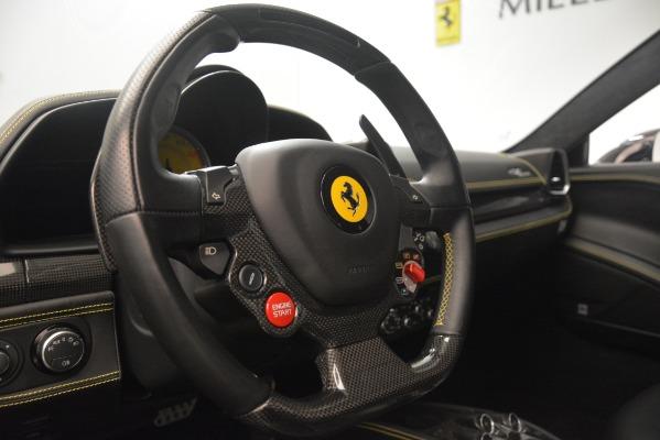 Used 2011 Ferrari 458 Italia for sale Sold at Alfa Romeo of Greenwich in Greenwich CT 06830 20