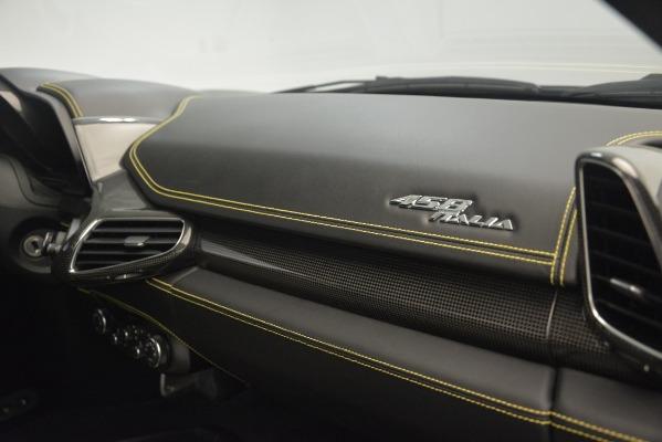 Used 2011 Ferrari 458 Italia for sale Sold at Alfa Romeo of Greenwich in Greenwich CT 06830 24