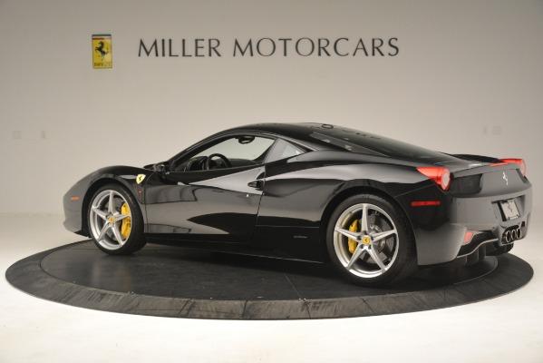 Used 2011 Ferrari 458 Italia for sale Sold at Alfa Romeo of Greenwich in Greenwich CT 06830 4