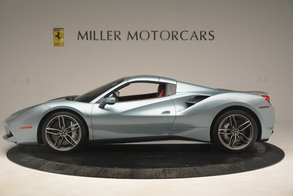 Used 2017 Ferrari 488 Spider for sale Sold at Alfa Romeo of Greenwich in Greenwich CT 06830 14