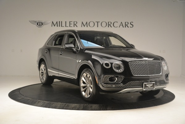 Used 2017 Bentley Bentayga W12 for sale Sold at Alfa Romeo of Greenwich in Greenwich CT 06830 11
