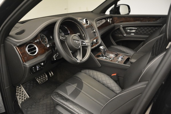 Used 2017 Bentley Bentayga W12 for sale Sold at Alfa Romeo of Greenwich in Greenwich CT 06830 20