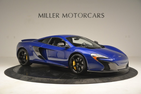 Used 2015 McLaren 650S Coupe for sale $145,900 at Alfa Romeo of Greenwich in Greenwich CT 06830 10