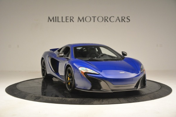 Used 2015 McLaren 650S Coupe for sale $145,900 at Alfa Romeo of Greenwich in Greenwich CT 06830 11