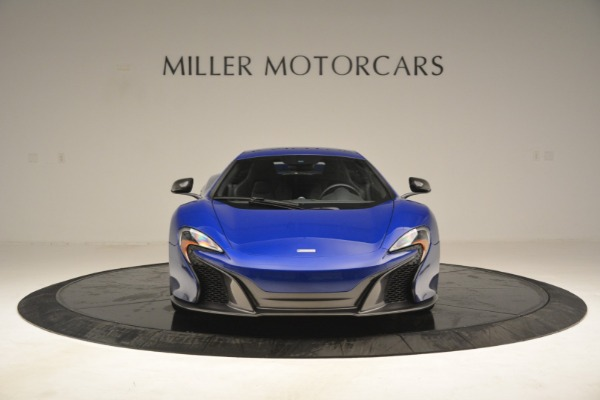 Used 2015 McLaren 650S for sale Sold at Alfa Romeo of Greenwich in Greenwich CT 06830 12