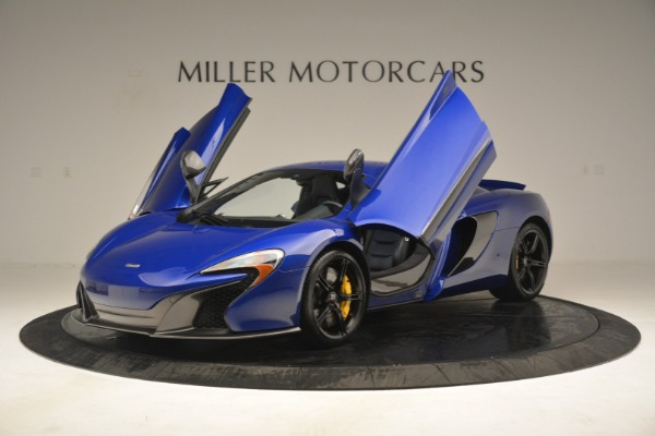 Used 2015 McLaren 650S for sale Sold at Alfa Romeo of Greenwich in Greenwich CT 06830 14