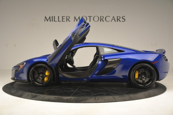 Used 2015 McLaren 650S Coupe for sale $145,900 at Alfa Romeo of Greenwich in Greenwich CT 06830 15