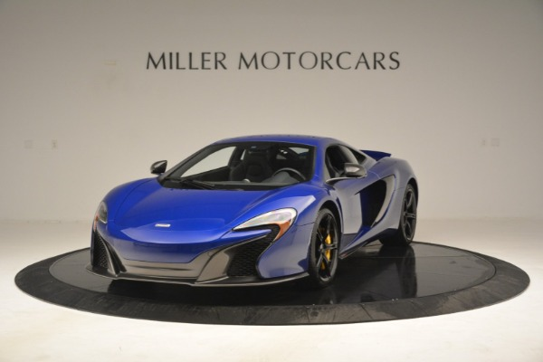 Used 2015 McLaren 650S for sale Sold at Alfa Romeo of Greenwich in Greenwich CT 06830 2