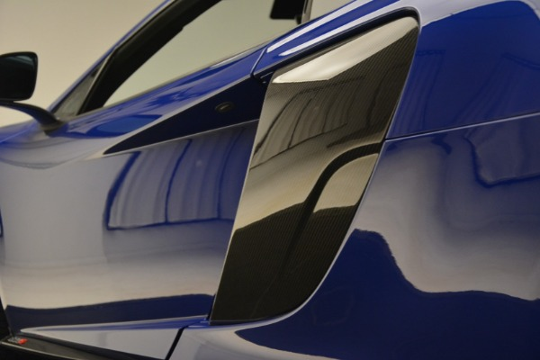 Used 2015 McLaren 650S for sale Sold at Alfa Romeo of Greenwich in Greenwich CT 06830 20