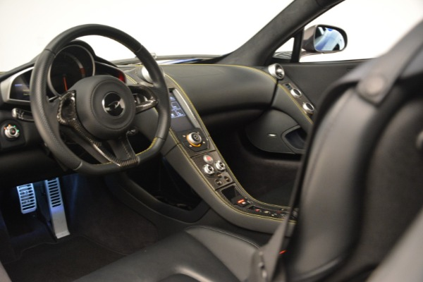 Used 2015 McLaren 650S Coupe for sale $145,900 at Alfa Romeo of Greenwich in Greenwich CT 06830 21