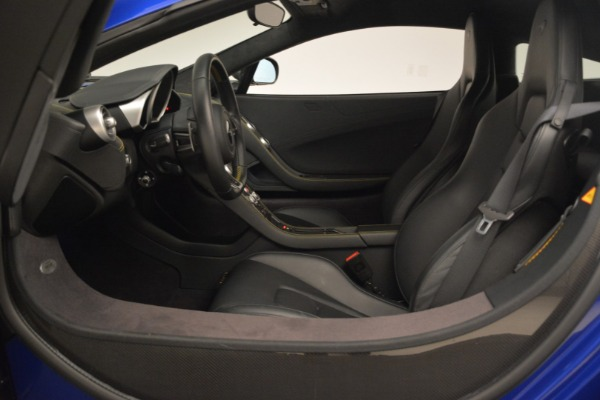 Used 2015 McLaren 650S for sale Sold at Alfa Romeo of Greenwich in Greenwich CT 06830 22