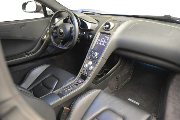 Used 2015 McLaren 650S Coupe for sale $145,900 at Alfa Romeo of Greenwich in Greenwich CT 06830 24