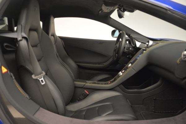 Used 2015 McLaren 650S Coupe for sale $145,900 at Alfa Romeo of Greenwich in Greenwich CT 06830 25