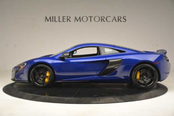 Used 2015 McLaren 650S Coupe for sale $145,900 at Alfa Romeo of Greenwich in Greenwich CT 06830 3
