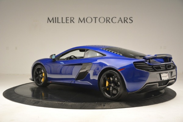 Used 2015 McLaren 650S for sale Sold at Alfa Romeo of Greenwich in Greenwich CT 06830 4