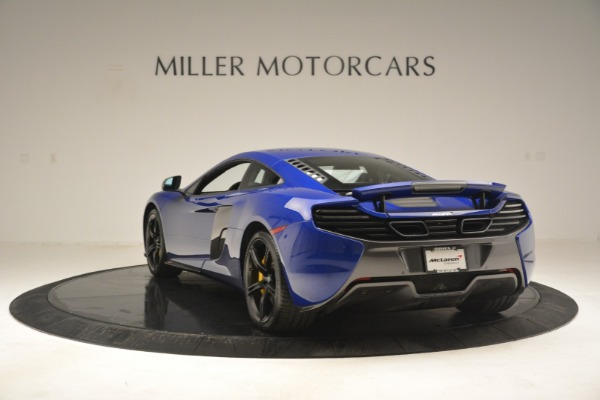 Used 2015 McLaren 650S Coupe for sale $145,900 at Alfa Romeo of Greenwich in Greenwich CT 06830 5