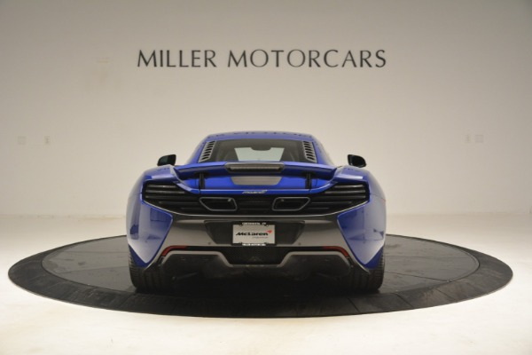 Used 2015 McLaren 650S Coupe for sale $145,900 at Alfa Romeo of Greenwich in Greenwich CT 06830 6