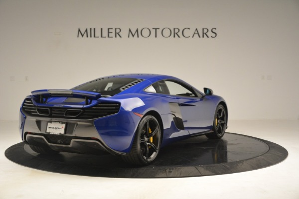 Used 2015 McLaren 650S Coupe for sale $145,900 at Alfa Romeo of Greenwich in Greenwich CT 06830 7