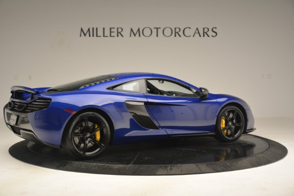 Used 2015 McLaren 650S Coupe for sale $145,900 at Alfa Romeo of Greenwich in Greenwich CT 06830 8