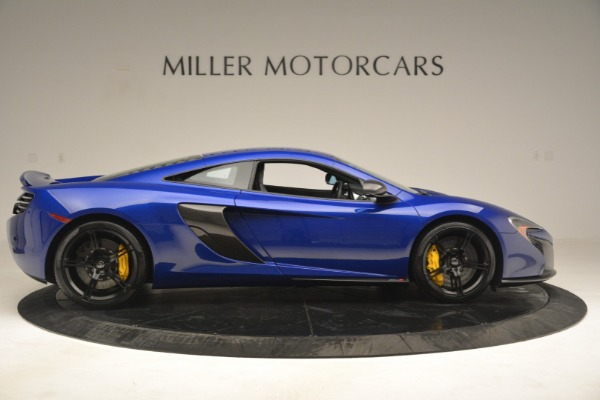 Used 2015 McLaren 650S Coupe for sale $145,900 at Alfa Romeo of Greenwich in Greenwich CT 06830 9