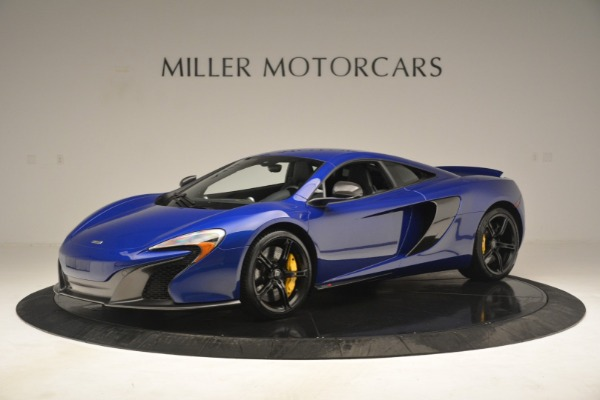 Used 2015 McLaren 650S for sale Sold at Alfa Romeo of Greenwich in Greenwich CT 06830 1