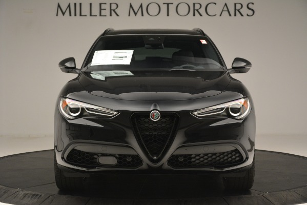 New 2019 Alfa Romeo Stelvio Ti Sport Q4 for sale Sold at Alfa Romeo of Greenwich in Greenwich CT 06830 12