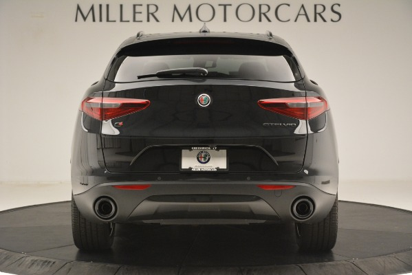 New 2019 Alfa Romeo Stelvio Ti Sport Q4 for sale Sold at Alfa Romeo of Greenwich in Greenwich CT 06830 6