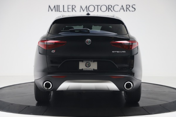 New 2019 Alfa Romeo Stelvio Ti Q4 for sale Sold at Alfa Romeo of Greenwich in Greenwich CT 06830 6