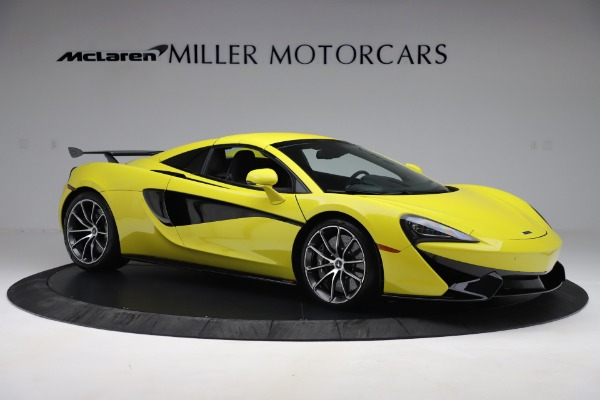 New 2019 McLaren 570S SPIDER Convertible for sale $227,660 at Alfa Romeo of Greenwich in Greenwich CT 06830 15