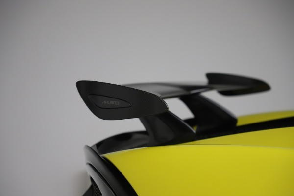 New 2019 McLaren 570S SPIDER Convertible for sale $227,660 at Alfa Romeo of Greenwich in Greenwich CT 06830 23
