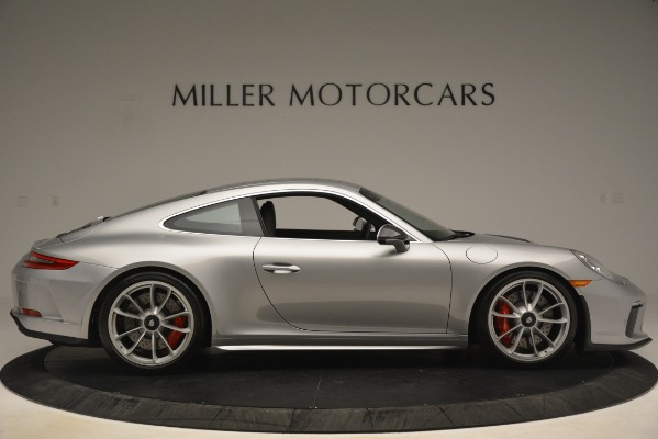 Used 2018 Porsche 911 GT3 for sale Sold at Alfa Romeo of Greenwich in Greenwich CT 06830 10
